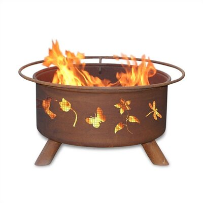 Patina Products Flower and Garden Fire Pit at Sears.com