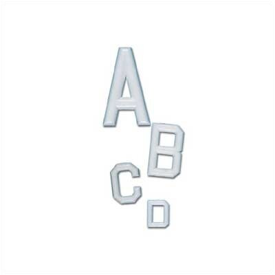"Directory Board Letters Size: 3/4"" H LF7500000"