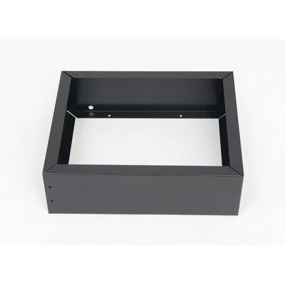 3 H x 10 W Desk Base