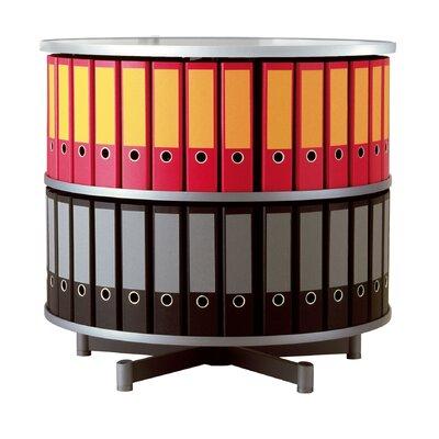 Bindertek Dealer Solutions Binder & File Storage Carousel - Two Tier at Sears.com