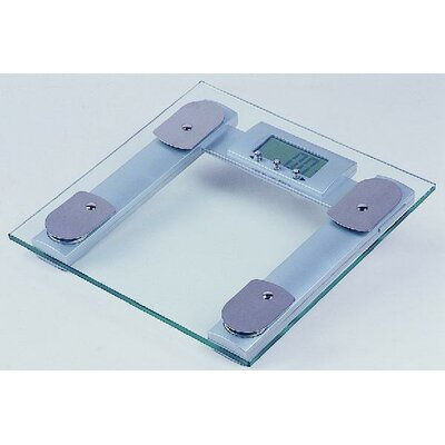 Trimmer Square Digital Body Fat Analyzer Bathroom Scale at Sears.com