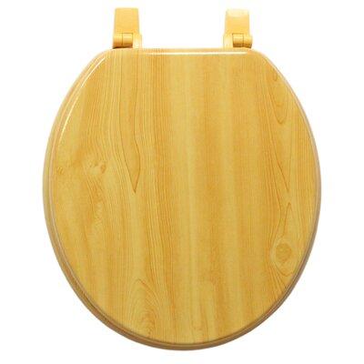 Solid Wood Toilet Seats Oak Mahogany