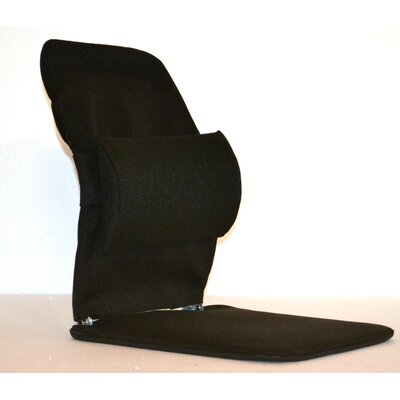 Bucket Seat Back Cushion Finish: Black