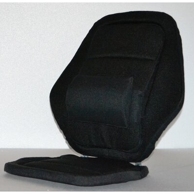 Deluxe Back Rest Finish: Black