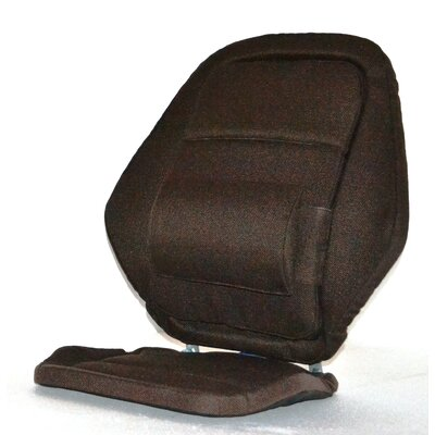 Deluxe Back Rest Finish: Brown