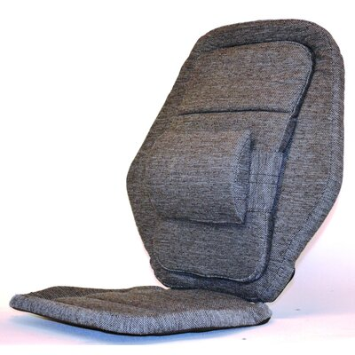 Deluxe Back Rest Finish: Charcoal