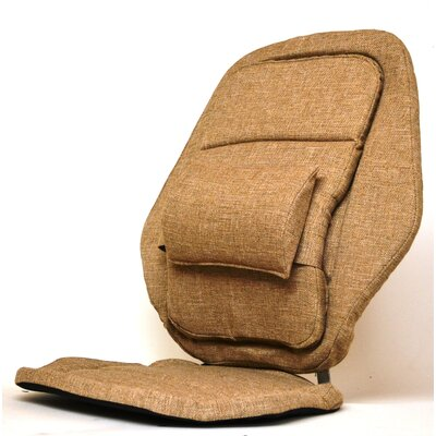 Deluxe Back Rest Finish: Light Brown