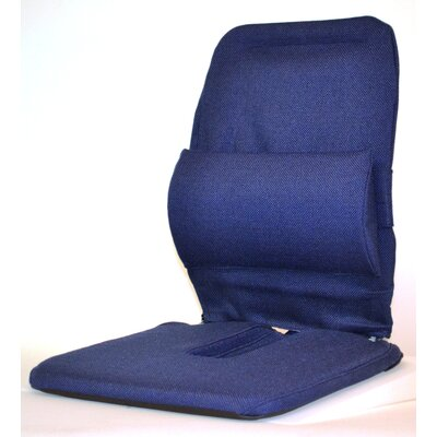 Bucket Seat Back Cushion Finish: Blue