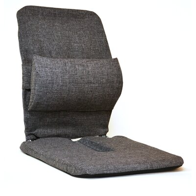 Bucket Seat Back Cushion Finish: Charcoal