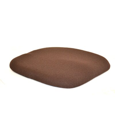 Memory Foam Cushion Finish: Chocolate