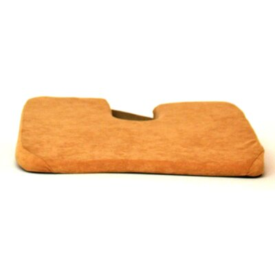 Foam Wedge Finish: Light Brown