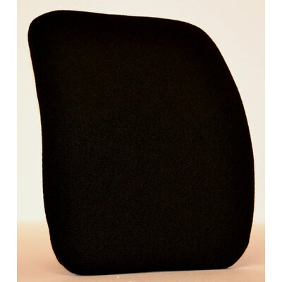 Keri Back Chair Cushion Color: Black