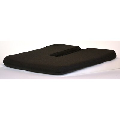 Car Seat Cushion Color: Black