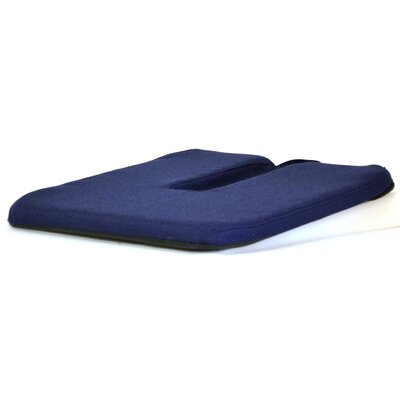 Car Seat Cushion Color: Blue