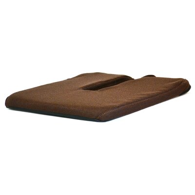 Car Seat Cushion Color: Brown