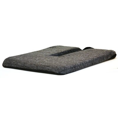Car Seat Cushion Color: Charcoal