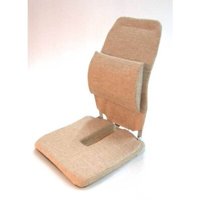Bucket Seat Back Cushion Finish: Light Brown