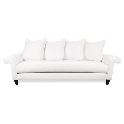 Chelsea Sofa Upholstery Color: White