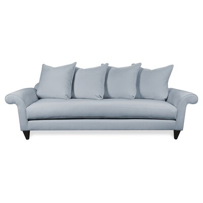 Chelsea Sofa Upholstery Color: Light Blue