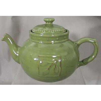 Sorrento Tea 36 Oz. Oregano Teapot