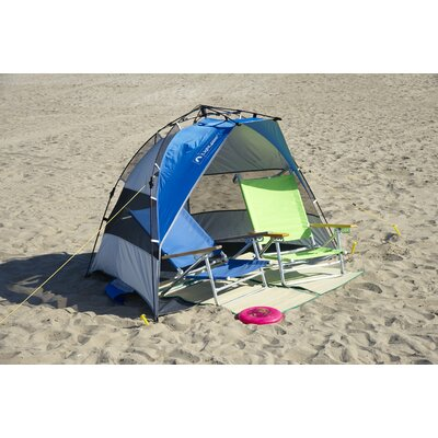 Quick Draw Tent Color: Blue / Silver