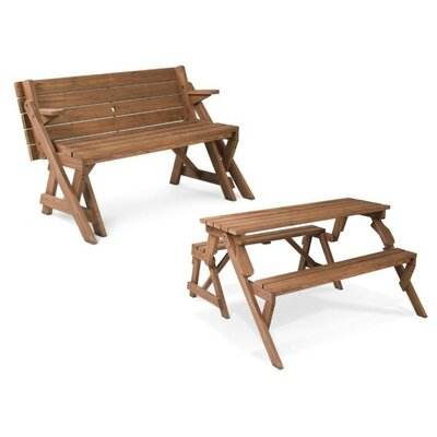 Folding Picnic Table and Bench