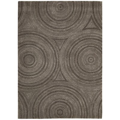 Rocco Latte Rug Rug Size: Rectangle 56 x 75