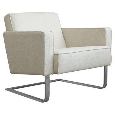 High Park Armchair Color: Cabana Husk