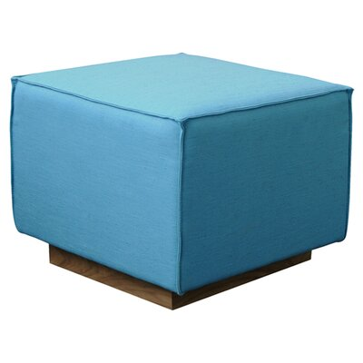 Kipling Glider Ottoman Upholstery: Parliament Stone