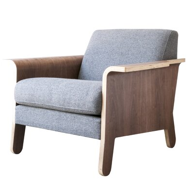 Lodge Fabric Armchair