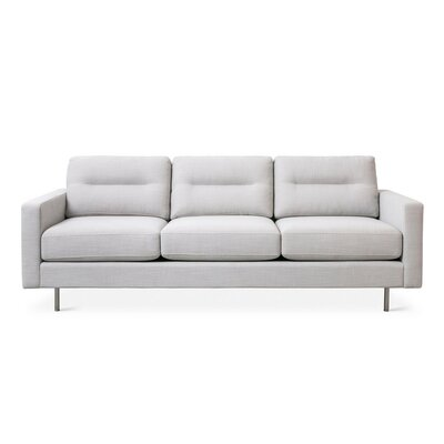 Logan Sofa Upholstery: Oxford Quartz