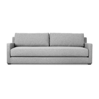 Flip Sleeper Sofa Upholstery: Parliament Stone