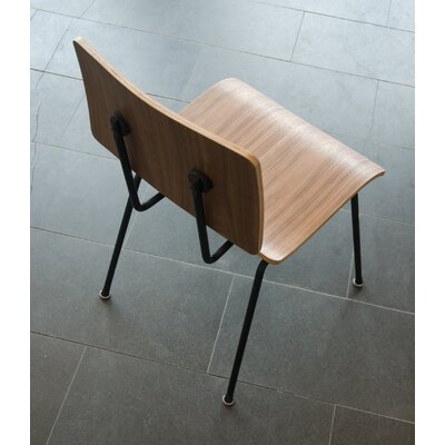 Easy financing School Chair Finish: Walnut...
