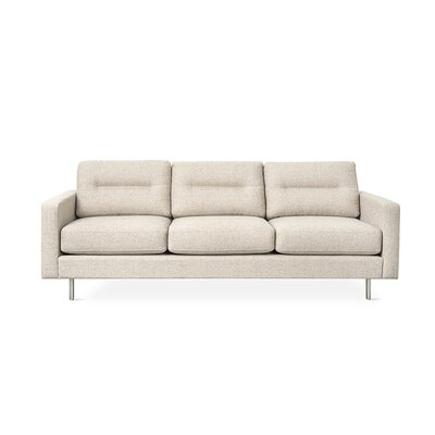 Logan Sofa Body Fabric: Leaside Driftwood