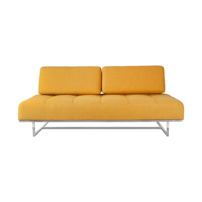 James Sleeper Sofa Upholstery: Laurentian Citrine