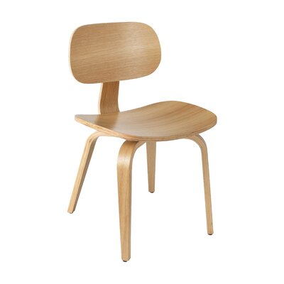 Thompson Dining Chair Finish: Natural Oak