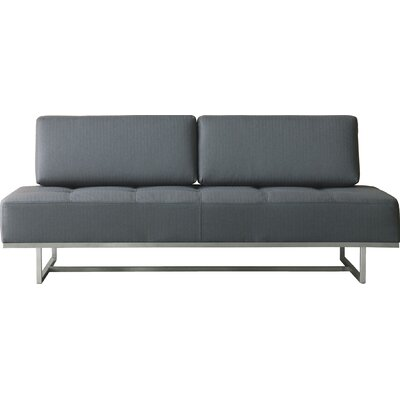 James Sleeper Sofa Upholstery: Menswear Griffin