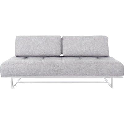 James Sleeper Sofa Upholstery: Parliament Stone