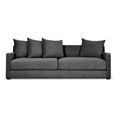 Flipside Sleeper Sofa Upholstery: Velvet Mercury