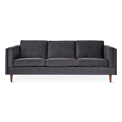 Adelaide Sofa Upholstery: Velvet Mercury