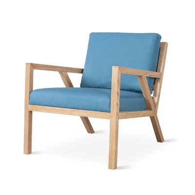 Truss Arm Chair Upholstery: Muskoka Surf