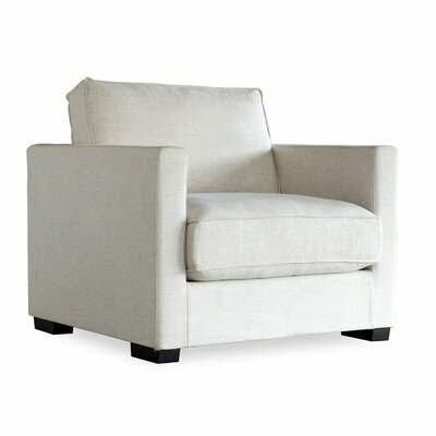 Richmond Armchair Color: Cabana Hemp