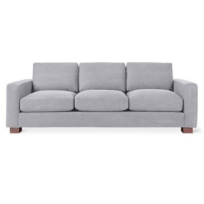 Parkdale Sofa Upholstery: Vintage Alloy