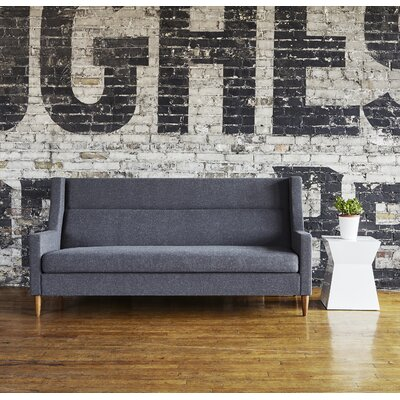 Carmichael LOFT Sofa Upholstery: Berkeley Shield