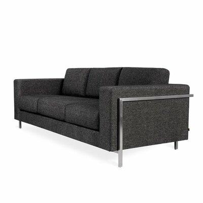 Davenport Sofa Upholstery: Urban Tweed Truffle