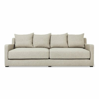 Flipside Sleeper Sofa Upholstery: Leaside Driftwood