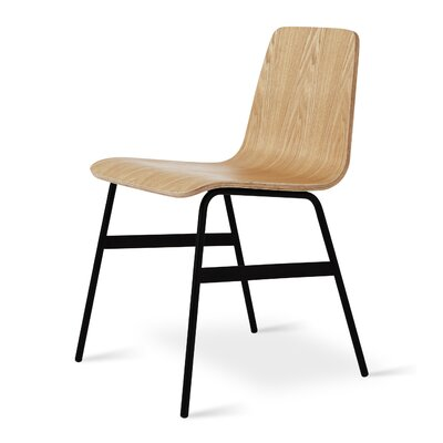 Lecture Dining Chair Finish: Ash Natural