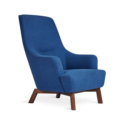 Hilary Chair Body Fabric: Stockholm Cobalt