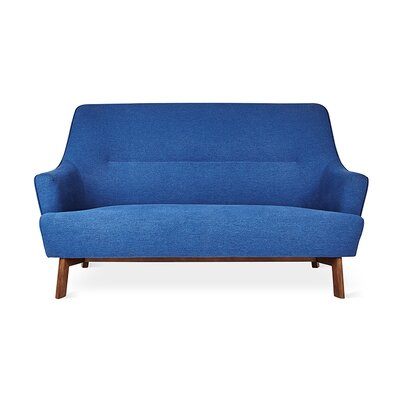 Hilary Loft Sofa Body Fabric: Stockholm Cobalt