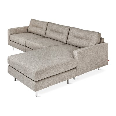 Logan Sectional Upholstery: Caledon Antler